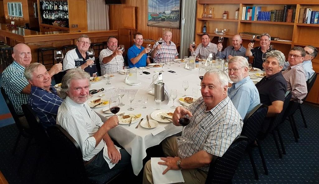 North Queensland Club Golfers Presentation Lunch